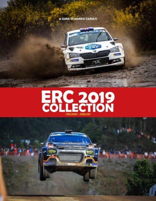 La copertina di ERC Collection 2019 a cura di Marco Cariati