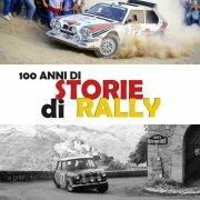 La copertina di 100 anni di Storie di Rally