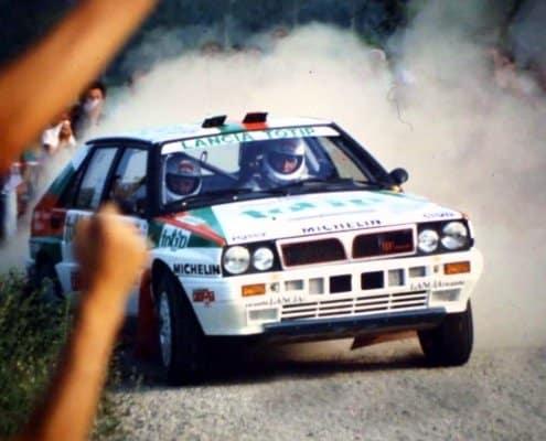 Rally della Lana 1989: tutti contro Dario Cerrato