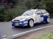 Rally di Aosta 2002: il bis di Claudio De Cecco