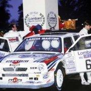 La Delta S4 di Henri Toivonen che va all'asta nella foto di Motorsport ImageLa Delta S4 di Henri Toivonen che va all'asta nella foto di Motorsport Image