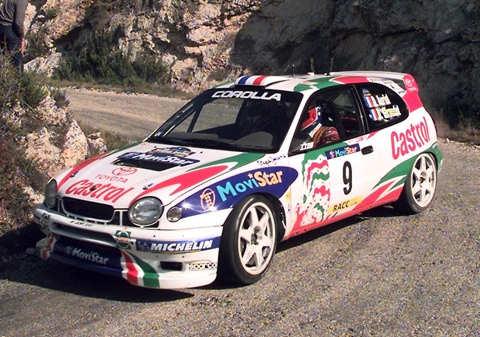 Didier Auriol Catalunya 1998