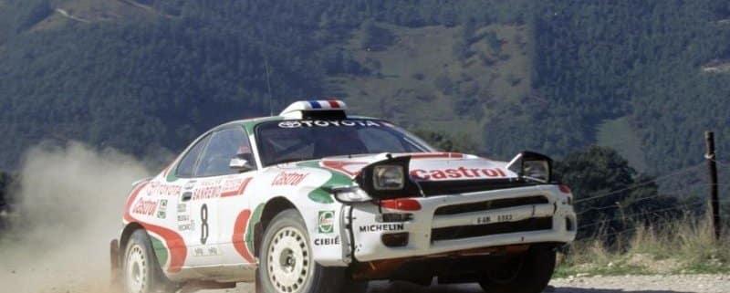 Didier Auriol e la corsa al titolo del WRC 1994 finita al RAC