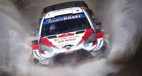 Elfyn Evans tenta la scalata al titolo del Mondiale WRC
