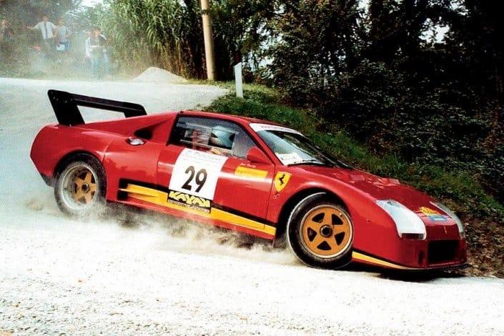 La creatura di Michelotto, la 288 GTO, è ormai realtà