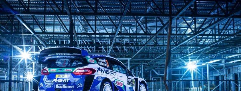 Ecco le nuove Ford Fiesta WRC Plus di Phil Dixon
