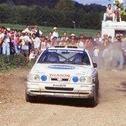 Franco Cunico, il suo Rally Piancavallo e quella che Blomqvist