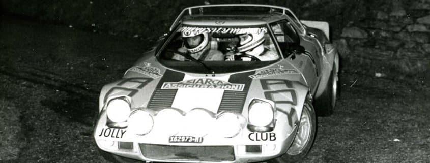 Rally 333 Minuti 1976 e l'errore che costa il titolo a Besozzi