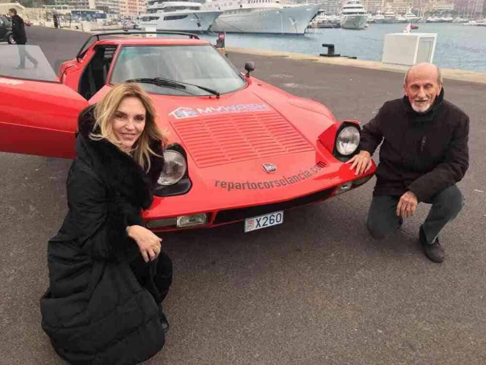 Gianni Tonti e Maria Leitner
