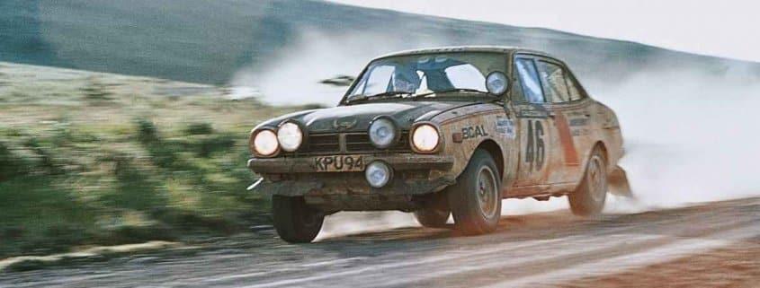 Safari Rally 1974: la prima della Lancer, l'ultima della Fulvia