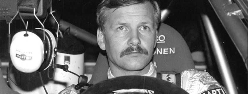 Juha Kankkunen, un malore fa saltare l'evento di Varese