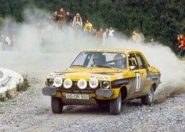 La Opel Ascona 400 di Walter Rohrl