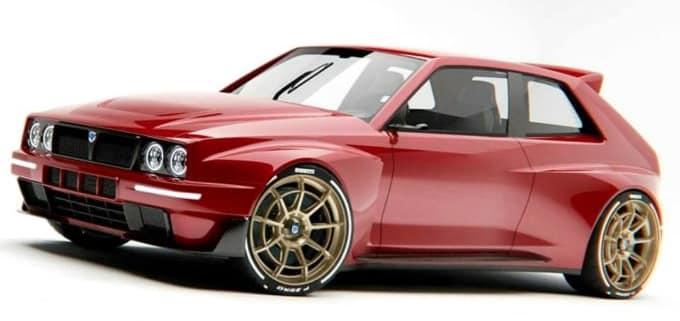 Lancia Delta HF Integrale Evo 3