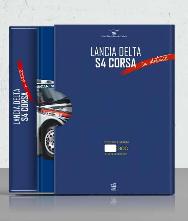 Lancia Delta S4 Corsa libro