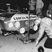 Lancia Fulvia HF del Reparto Corse Lancia