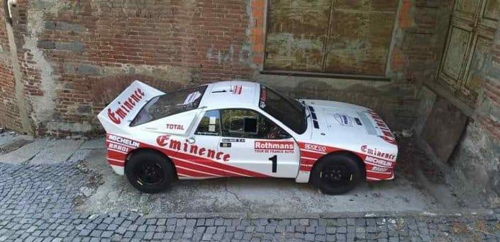 La Lancia Rally 037 Eminence torna alle specifiche 1983
