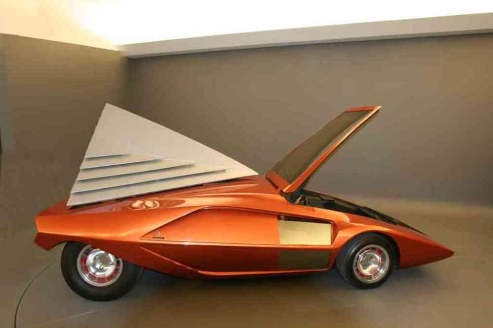 Lancia Stratos Protipo