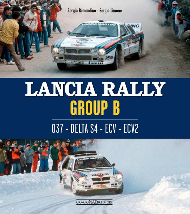Lancia Rally Gruppo B