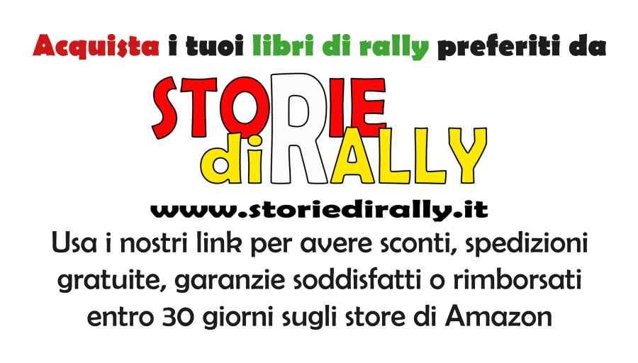 Libri su Storie di Rally
