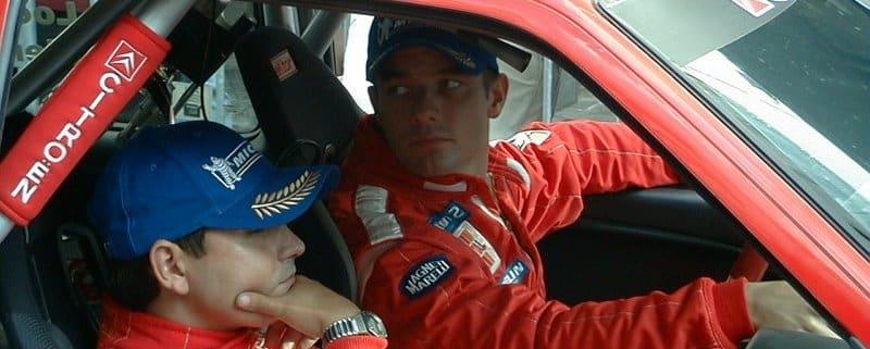 Loeb-Elena: coppia finita per colpa di Prodrive