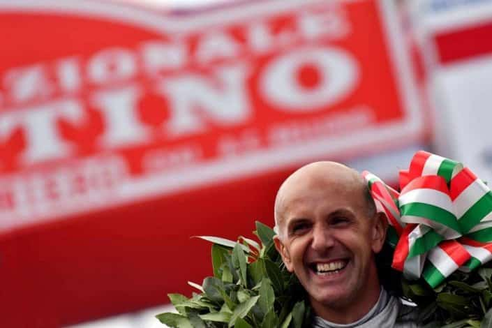 Luca Pedersoli campione CIWRC