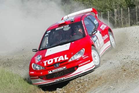 Rally di Nuova Zelanda 2003: Gronholm li illude tutti