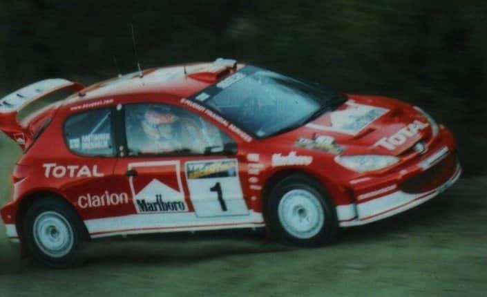 Rally di Argentina 2003: la carica delle furie rosse