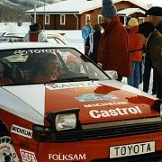 Storia di Mats Jonsson: il rallysta delle nevi