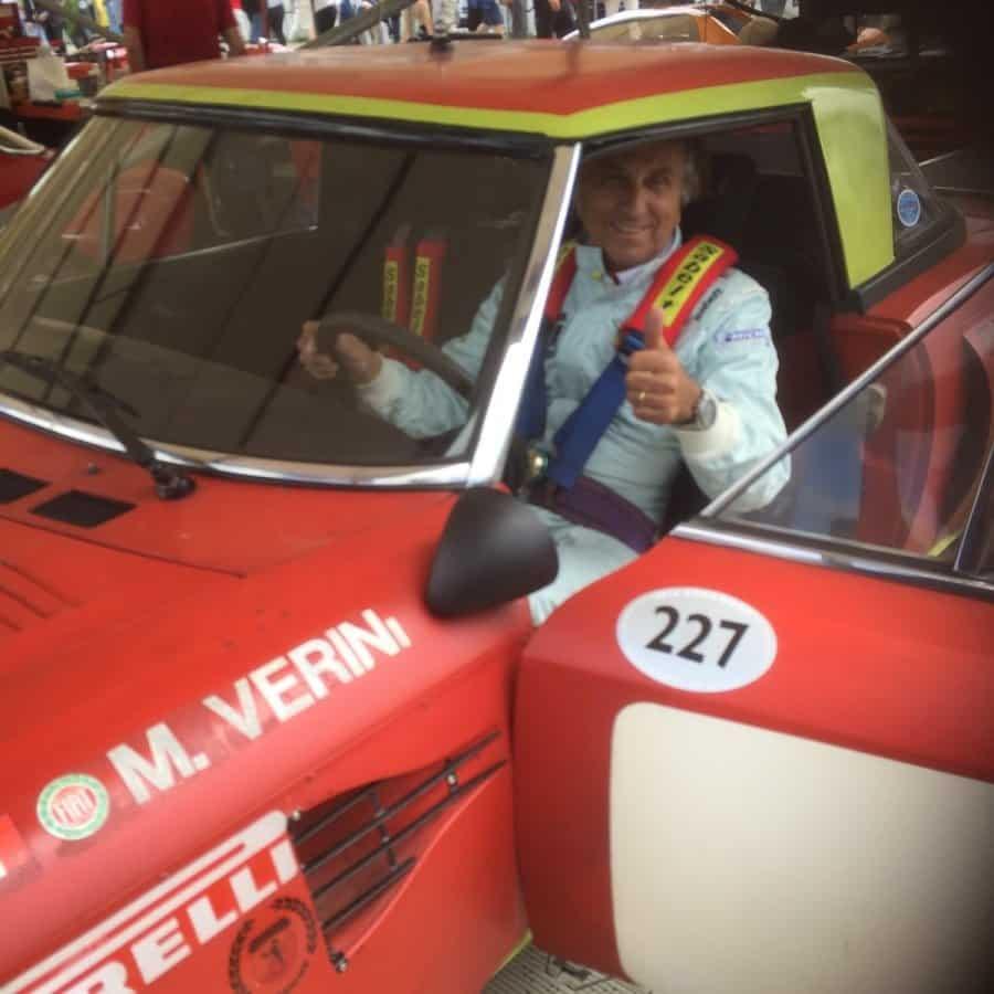 Maurizio Verini: rally, amore a prima vista