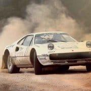Quarant'anni di Rally Piancavallo: ricordi di Max De Antoni