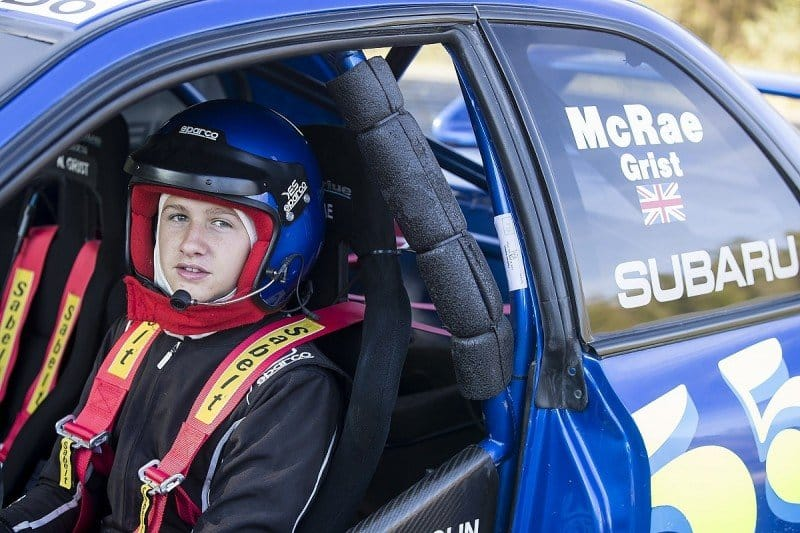 Max McRae, Subaru Impreza WRC