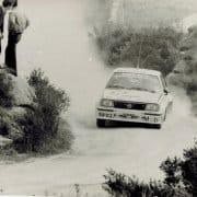 Opel Ascona 400, CIR 1981