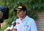 Paolo Andreucci, undici volte campione italiano rally