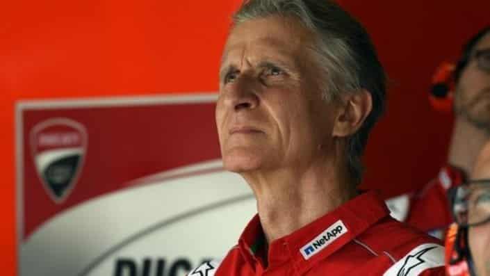 Paolo Ciabatti dai rally alla Ducati: le corse nel sangue