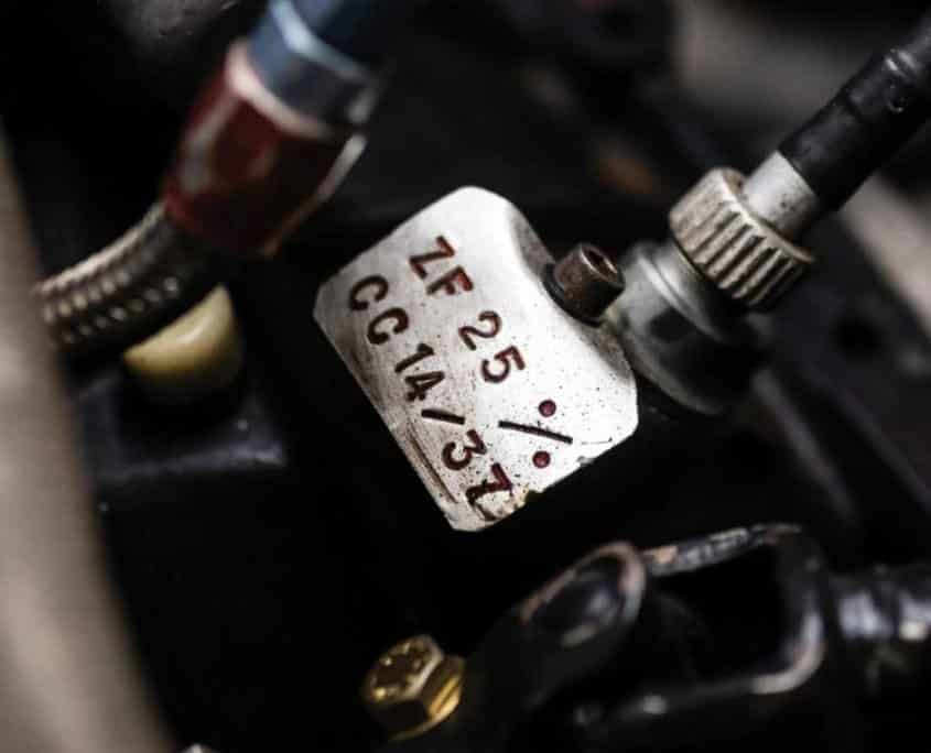 Particolare della S4 Toivonen con telaio 202, foto Motorsport Image