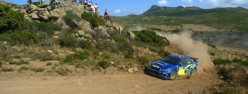 WRC, Petter Solberg e la 'prima' del Rally Italia Sardegna