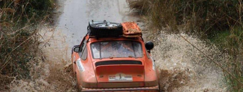 La replica Porsche 911 2.7 Safari