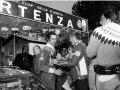 Sandro Munari si aggiudica il Rally Valle d'Aosta 1977