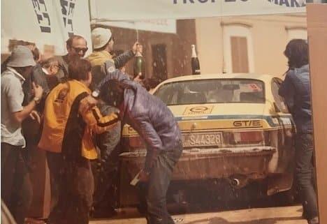 Rally d'Abruzzo 1977: quella volta che Ormezzano...