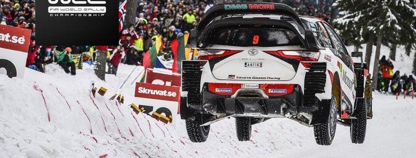 WRC 2021: annullato il Rally di Svezia