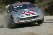 Rally del Ciocco 2002: Travaglia agguanta lo scettro