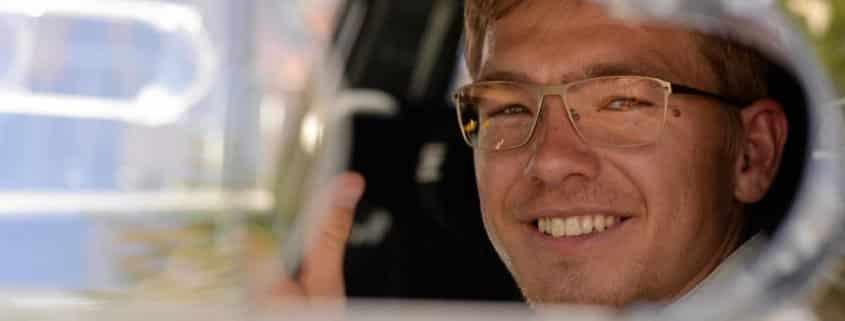 Rhys Yates, la promessa britannica a caccia del WRC 2