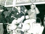 Roger Clark vittorioso al RAC 1972