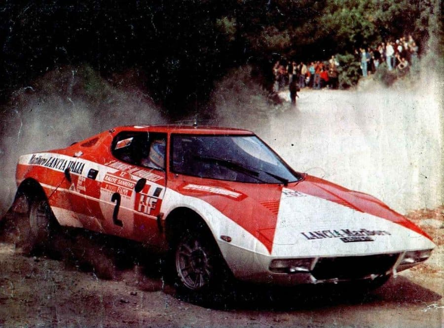1974, la crisi petrolifera azzoppa il Mondiale Rally