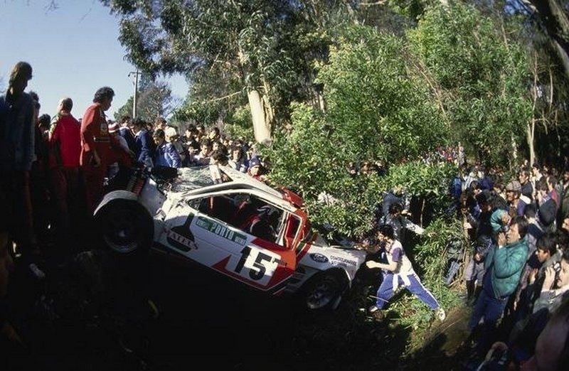 5 marzo 1986 il giorno più nero del Rally del Portogallo