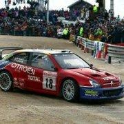 Sébastien Loeb MonteCarlo 2003