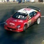Sebastien Loeb al Rally MonteCarlo 2002