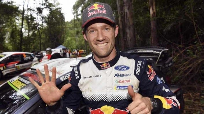 Sébastien Ogier vince il sesto titolo WRC in carriera