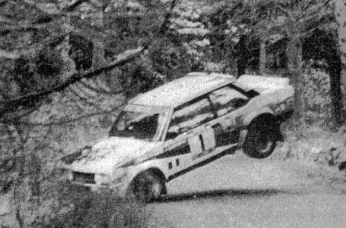 Storia di una foto fantastica: Rally del Portogallo 1981
