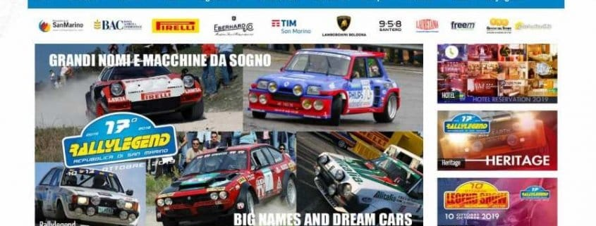 Storie di Rally è media partner di Rallylegend